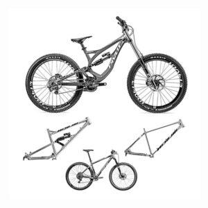 Цели колела и рамки